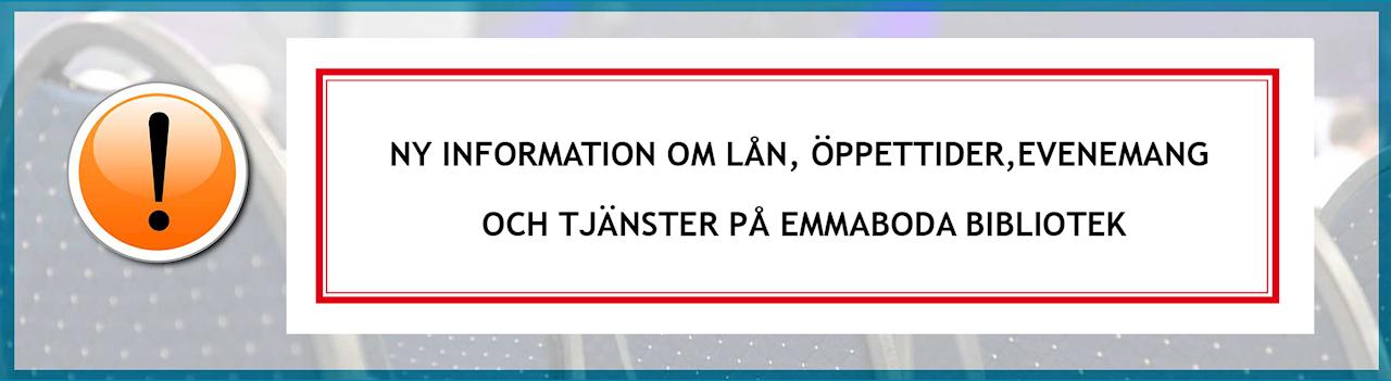 Ny information
